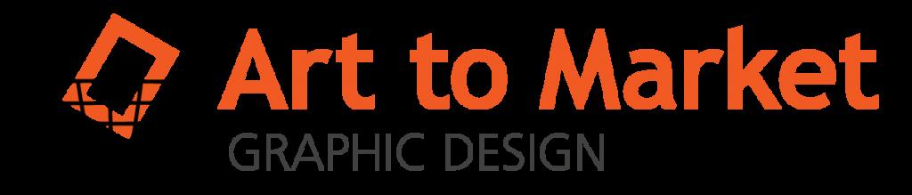 Art to Market Design Logo